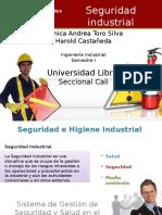 9. Seguridad e Higiene Industrial