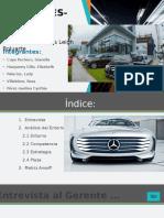 Mercedes Benz Terminado