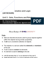 DML Unit 3 (Sets, Functions and Relations) - Lecture Slides