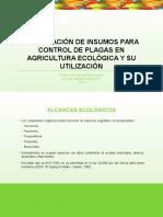 CST-PAS Preparados Para Control de Plagas Orgánico - R.espinoza - 2016