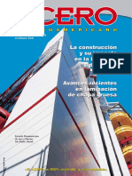 Revista Acero Latinoamericano Mayo Junio 2011
