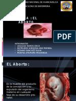 ABORTO DIAPOSITIVA