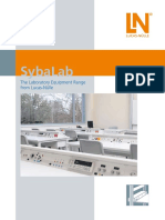 SybaLab Catalog