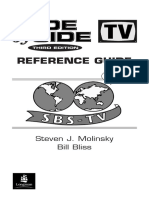 Side by Side TV Reference Guide