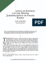 Minkkinen - The Radiance of Justice