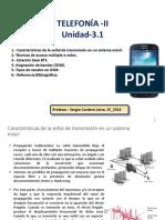Unidad 3.1 Canales Gsm 2º 2016 Tel II Vesp