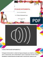 Porttugues Instrumental a-marioneide Lima Junho 2016