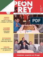 Revista Peón de Rey 007