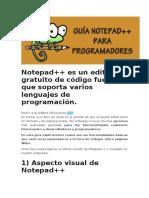 Manual de Notepad ++.docx