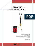 Manual JAG RESCUE KIT. Francisco J Andrés Luis