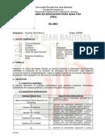 050954 Proyectos Informatico II
