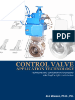 Control Valve Application Technology Preview