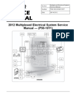 [SCHEMATICS_49CH]  Paccar 2010 Multiplexed Electrical System Sevice Manual-(P30-1011) | Switch  | Instrumentation | Kenworth T700 Wiring Diagram |  | Scribd