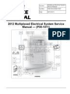 paccar kenworth obd verification cycles paccar 2010 multiplexed electrical system sevice manual p30 1011