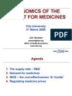 City Univ Lecture 030305