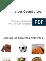 Clase de Los Cuerpos Geométricos