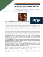 05 SANTOS Maria Misericordiosa en Las Bodas de Cana San Juan Pablo II