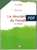 La Description Du Paradis(at-Tirmidhi)