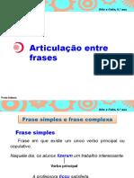 Df6articulacao Entre Frases