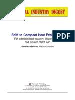 3 Artigo Shift to Compact Heat Exchangers Ingles