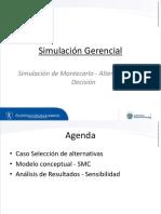Ejemplo - Modelo Financiero