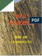 Presentacion Rocas Metamo 769;Rficas