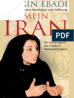 Ebadi, Shirin - Mein Iran