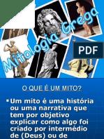 3º Aula Mitologia Grega