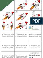 Conceptos Básicos Astronauta