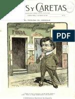 Caras y Caretas - 0076 - 17-03-1900