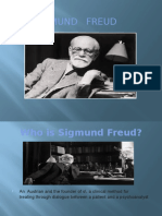 Developmental Theories of Sigmund Freud