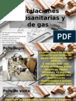 Instalaciones Hidrosanitarias y de Gas