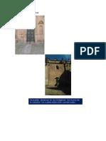Panel Fotografico Catedral