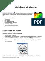 Photofiltre Tutorial Para Principiantes 3170 Lrwgve
