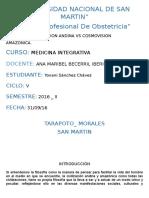 Cosmovision Andina vs Cosmovicion Amazonica