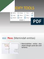 Auto CAD 2 - Modify