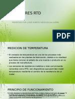 Sensores Rtd