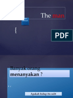 Animasi Power Point Tenang Kehidupan