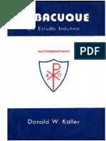 Ceibel - Habacuque - Donald w. Kaller