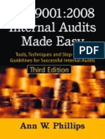 ISO 9001_2008 Internal Audits Made Easy