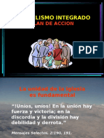 EVANGELISMO INTEGRADO ADDB