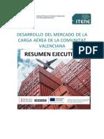 Resumen Ejecutivo Desarrollo Mercado Carga