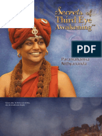 e Book Secrets of Third Eye Awakening