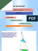 Teorema de Desargues111