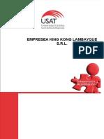 Empresa King Kong Lambayecano S.R.L.