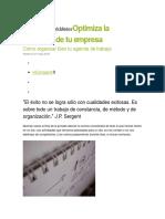 El Blog de WorkMeterOptimiza La Eficiencia de Tu Empresa