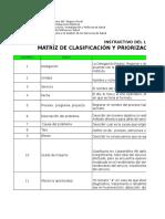 Copia de Matriz Riesgos y Problemas UMF 23- TRABAJADO 2