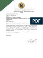 OFICIO 0013 - Solicitud de Auditorio Para Conferencia CIE