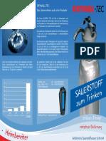 Info Broschuere