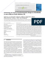 BiolCons 131 - Modelling the Effect of Environmental Change on Shorebirds - A Case Study on Poole Harbour